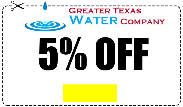 5 percent off any distilled water machine.